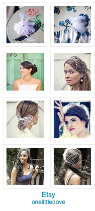 one little dove birdcage veils and bridal fascinators